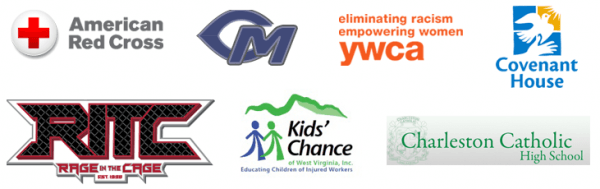 Community Involvement logos